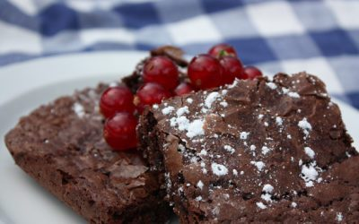 Grunnoppskrift brownies