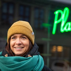 Anja Stokkan wil combat pollution from plastics for the City of Oslo